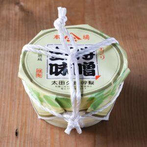 金山寺味噌 ポリ樽